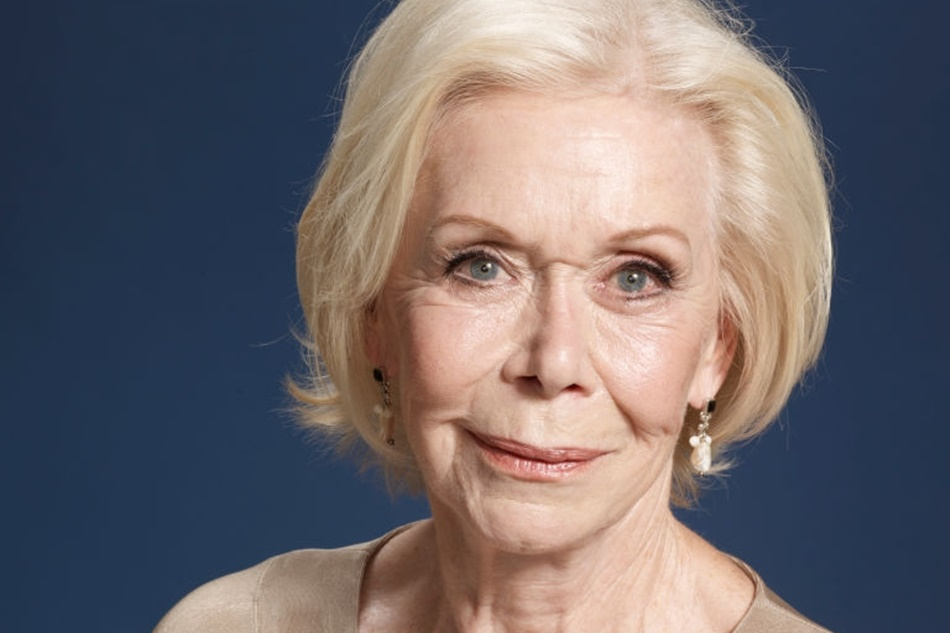 Author and founder of publishing company Hay House, Louise Hay poses at a portrait session for New York Times Magazine in 2008. (Photo by Michele Asselin/Contour by Getty Images)Author and founder of publishing company Hay House, Louise Hay poses at a portrait session for New York Times Magazine in 2008 in San Diego, California. (Photo by Michele Asselin/Contour by Getty Images)